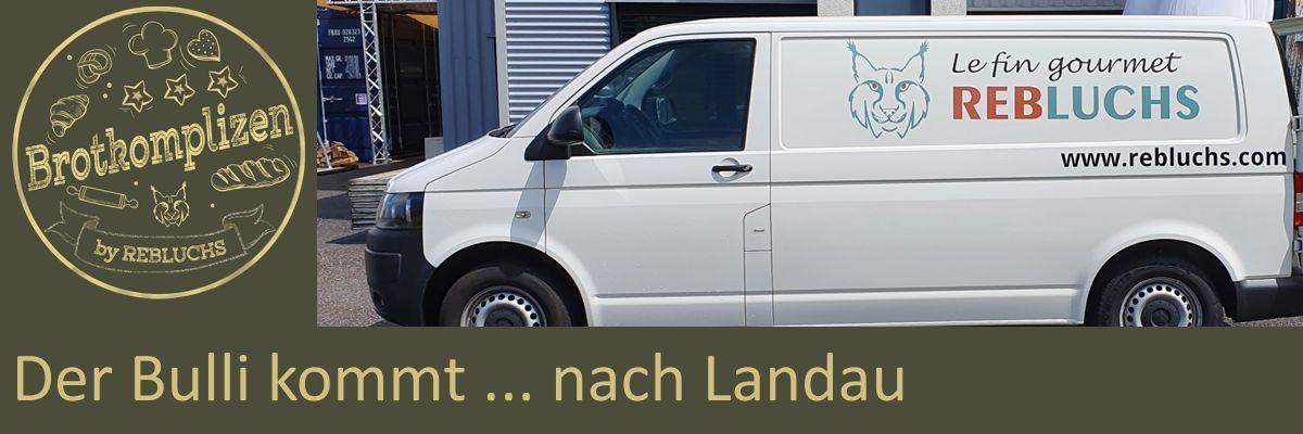 Liefern lassen ... nach Landau