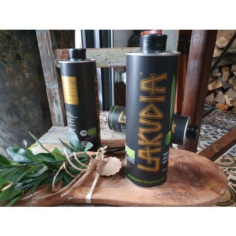 LAKUDIA BIO Olivenöl nativ extra naturrein, 0,75l Dose